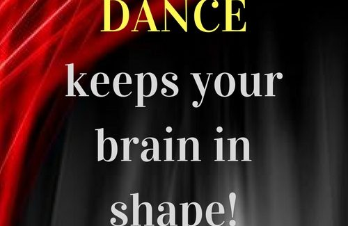 Better self esteem through dance?