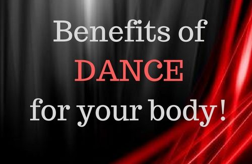 Benefits of Dance For Your Body!