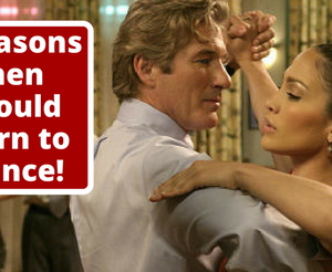 5 Reasons Men should take Ballroom Dance lessons