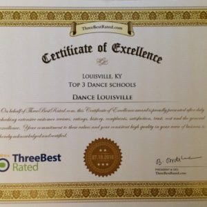 Best Ballroom Dance Studio in Louisville