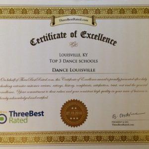 Best Ballroom Dance Studio in Louisville