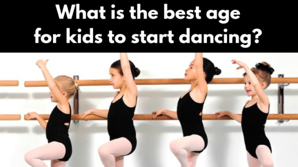 What is the best age for kids to start dance classes?