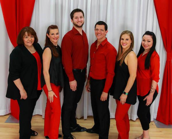 Dance Louisville Team