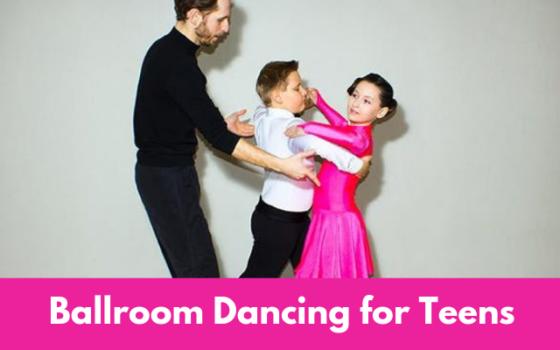Ballroom Dancing for Teens and Kids
