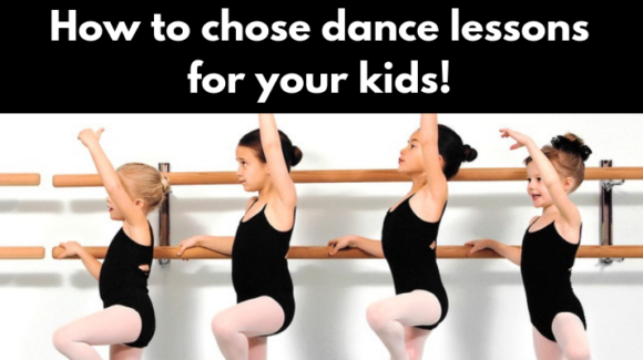 How to chose dance lessons for kids