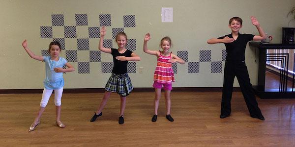 kids ballroom class