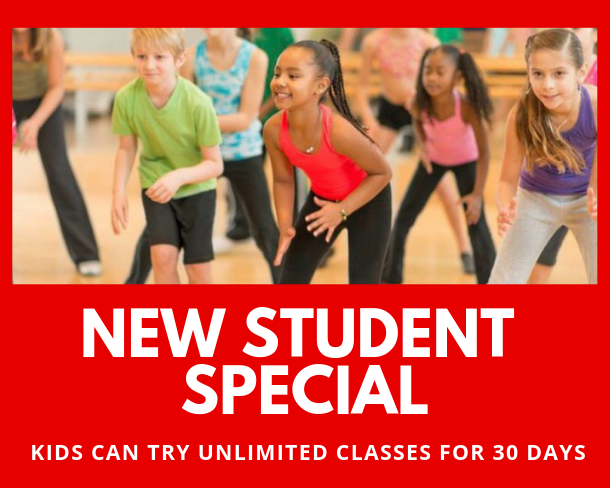Kids dance lessons special
