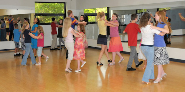 teens ballroom dance lessons