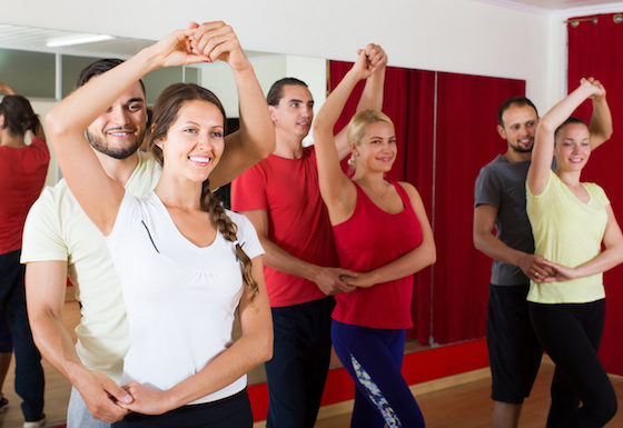 Group Dance Classes Louisville